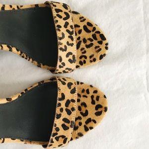 Steve Madden Carsson Leopard Heel